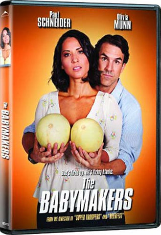 The Babymakers DVD Movie