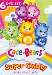 Care Bears Super Cuddly Collection (6 DVD Set)