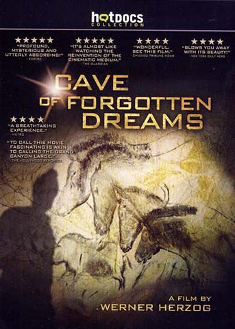 Cave of Forgotten Dreams DVD Movie