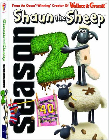 Shaun the Sheep - Season 2 DVD Movie