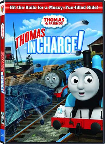 Thomas & Friends - Thomas in Charge! DVD Movie