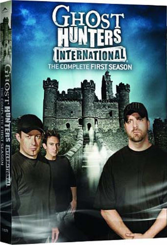 Ghost Hunters International: The Complete First Season (Boxset) DVD Movie