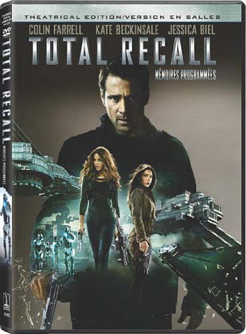 Total Recall (Colin Farrell) DVD Movie