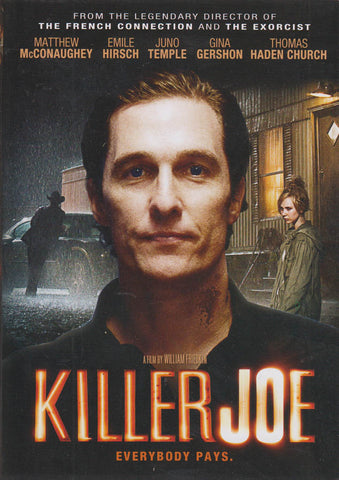 Killer Joe (Bilingual) DVD Movie