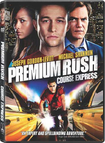 Premium Rush DVD Movie