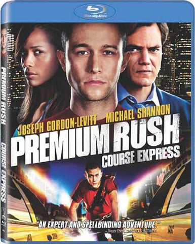 Premium Rush (Blu-ray) BLU-RAY Movie