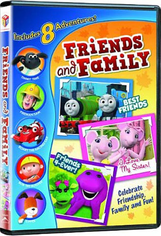 Friends and Family (HIT Favourites) DVD Movie