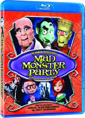 Mad Monster Party (Blu-ray)