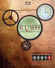 Rush - Time Machine 2011 - Live in Cleveland (Blu-ray)