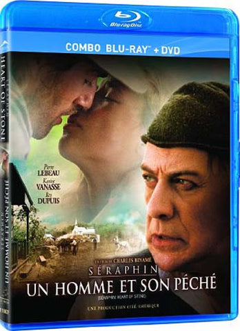 Seraphin: Un Homme et Son Peche (Blu-ray + DVD) (Blu-ray) (Bilingual) BLU-RAY Movie