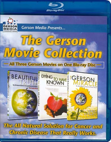 The Gerson Movie Collection (Blu-ray) BLU-RAY Movie