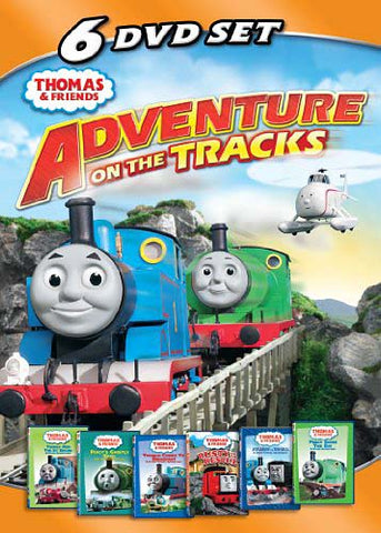 Thomas and Friends: Adventures on the Tracks (Keepcase) DVD Movie
