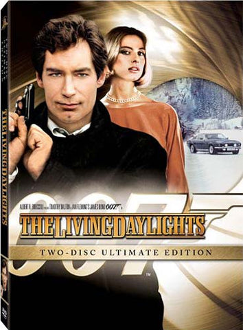 The Living Daylights (Two-Disc Ultimate Edition) (James Bond) DVD Movie