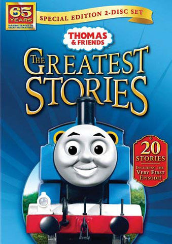 Thomas & Friends - The Greatest Stories (Two-Disc Special Edition) (Bilingual) DVD Movie