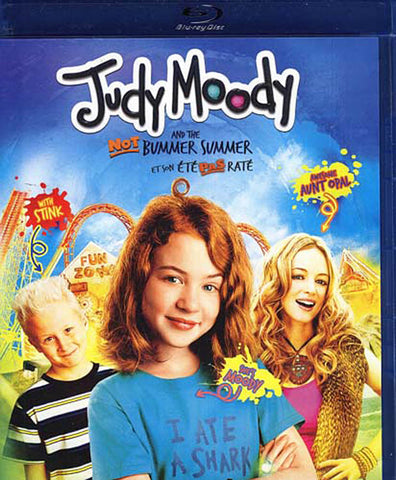 Judy Moody and the NOT Bummer Summer (Blu-ray) (Bilingual) BLU-RAY Movie