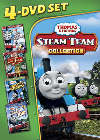 Thomas & Friends: Steam Team Collection (Billingual) (Boxset) DVD Movie