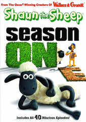 Shaun the Sheep - Season 1 (Boxset)