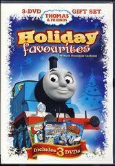 Thomas And Friends Holiday Favorites (Boxset)