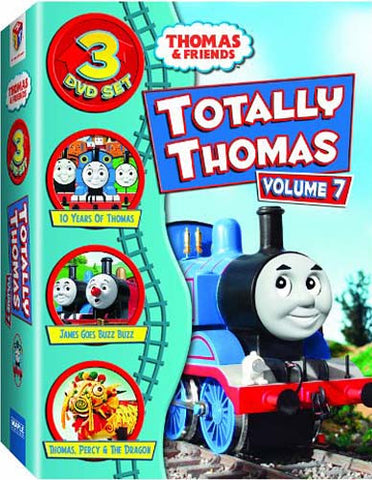 Thomas and Friends - Totally Thomas (Volume 7) (Boxset) DVD Movie
