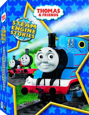 Thomas and Friends - Steam Engine Stories (Boxset) DVD Movie