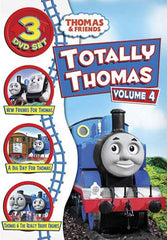 Thomas and Friends - Totally Thomas (Volume 4) (Boxset)