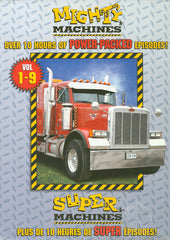 Mighty Machines - vol. 1-9 (Boxset)