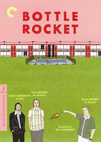 Bottle Rocket (The Criterion Collection) DVD Movie
