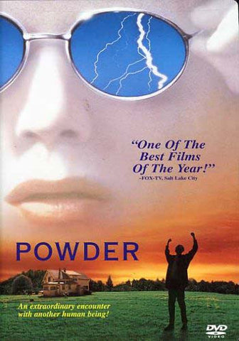 Powder DVD Movie