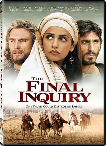 The Final Inquiry DVD Movie