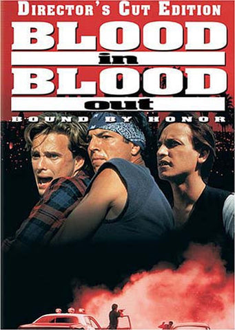 Blood In, Blood Out DVD Movie