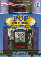 Thomas and Friends - Pop Goes the Diesel (With Toy) (Boxset)