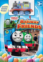 Thomas & Friends - Railway Friends (Includes Easter Train!) (Boxset)