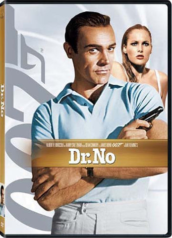 Dr. No (White Cover) (James Bond) DVD Movie