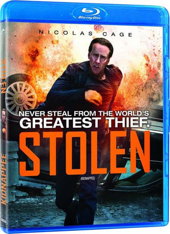 Stolen (Bilingual) (Blu-ray) BLU-RAY Movie
