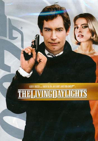 The Living Daylights (White Cover) (James Bond) DVD Movie