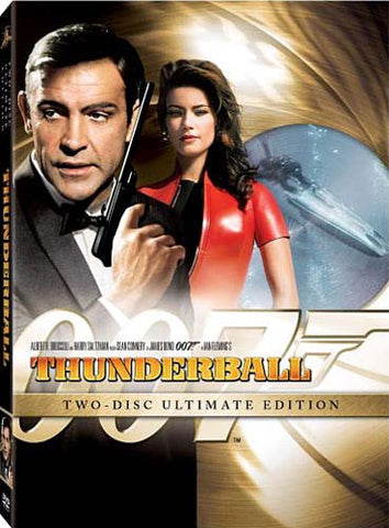 Thunderball (Two-Disc Ultimate Edition) (James Bond) DVD Movie