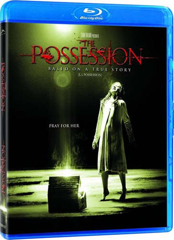The Possession (Bilingual) (Blu-ray) BLU-RAY Movie
