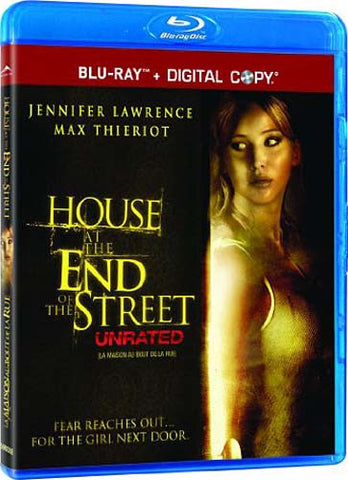 House at the End of the Street (Blu-ray) BLU-RAY Movie