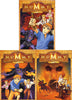 The Mummy - The Animated Series Vol. 1 - 3 Pack (Boxset) DVD Movie