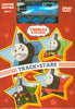 Thomas & Friends - Track Stars (Limited Edition) With WoodenTrain (Boxset) DVD Movie