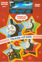 Thomas & Friends - Track Stars (Limited Edition) With WoodenTrain (Boxset)