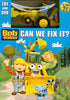 Bob The Builder - Can We Fix It? with Toy (Boxset) DVD Movie
