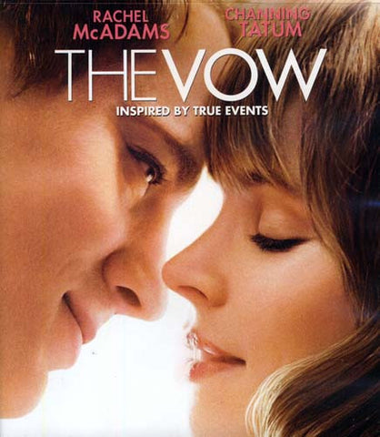 The Vow (Blu-ray) BLU-RAY Movie