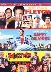 Fletch / Happy Gilmore / Mallrats (Triple Feature)