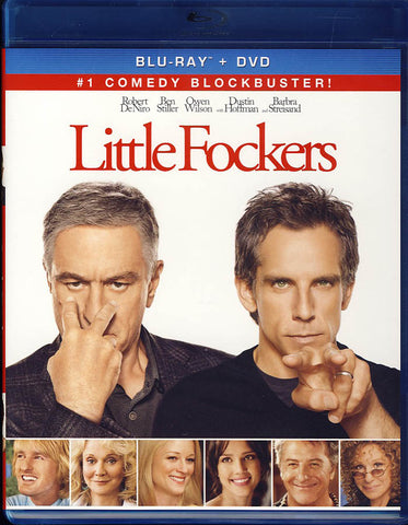 Little Fockers (Blu-ray/DVD Combo)(Blu-ray) BLU-RAY Movie