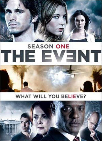 The Event: The Complete Series (Boxset) DVD Movie