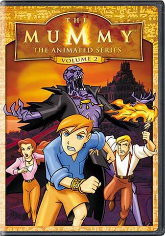 The Mummy: The Animated Series - Volume 2 DVD Movie