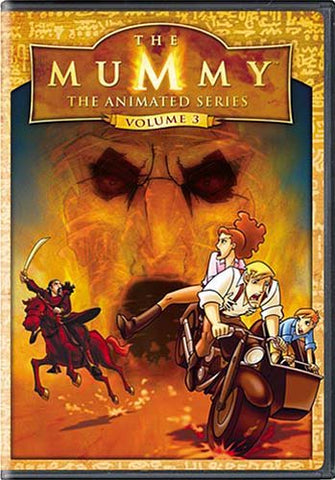 The Mummy: The Animated Series - Volume 3 DVD Movie