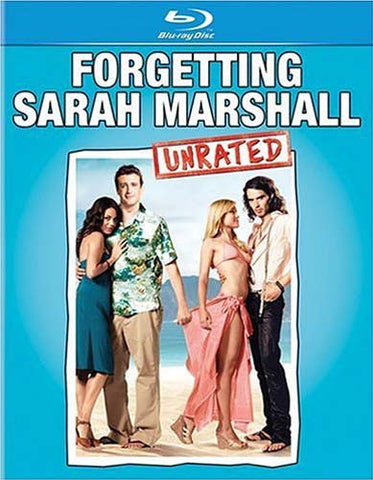 Forgetting Sarah Marshall (Unrated)(Blu-ray) BLU-RAY Movie