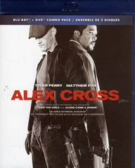 Alex Cross (Blu-ray + DVD Combo Pack) (Bilingual) (Blu-ray)